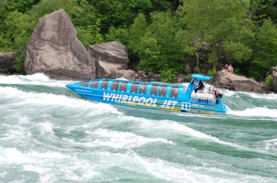 1-Hour Niagara Falls Domed Jet-Boat Ride
