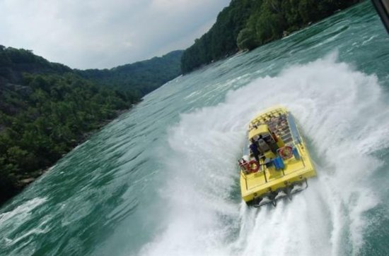 1-Hour Niagara Falls Open-Top Jet-Boat Ride
