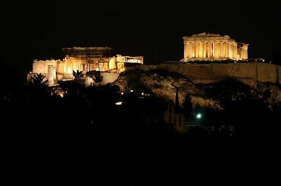 Athens By Night Private Tour