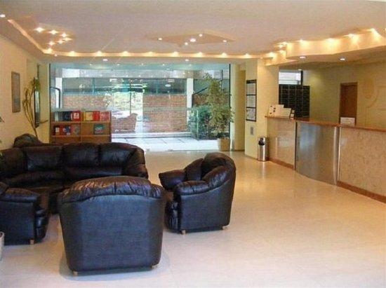 Hotel Aktinia: Lobby