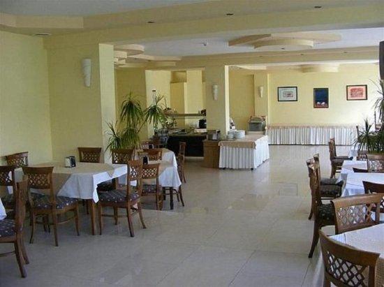 Hotel Aktinia: Restaurant