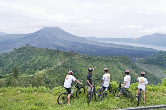 7 Days 6 Nights Central Java Cycling Tour