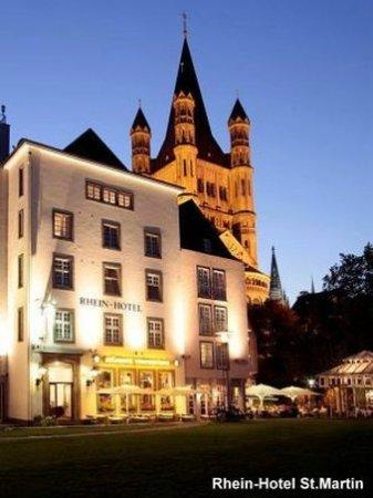 Rhein Hotel St Martin Cologne