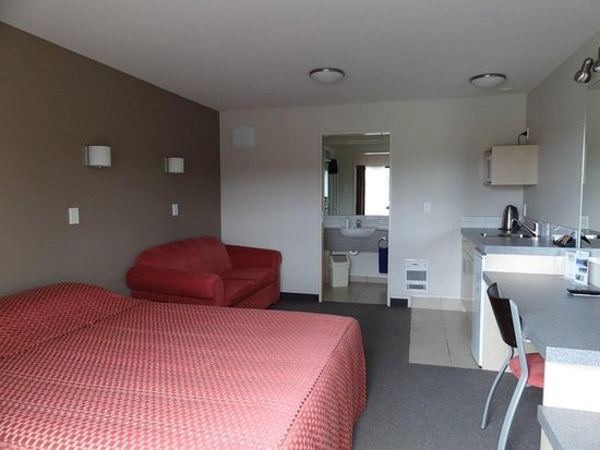 Bella Vista Motel Fox Glacier: Guest room