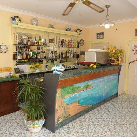La Locanda del Fiordo: Bar/Lounge