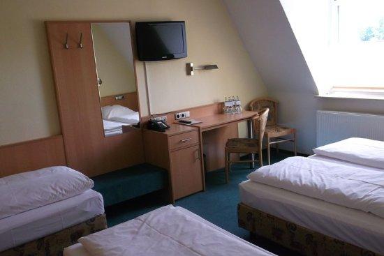 Autobahnmotel Reinhardshain Nord: Guest room