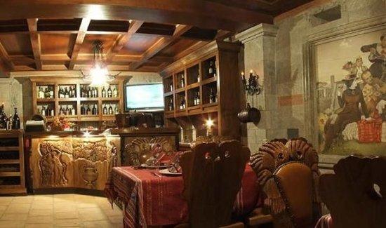 Hotel Brilant Antik: Bar/Lounge