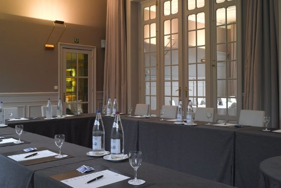 Martin's Manoir Du Lac : Meeting room