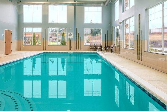 Pool Foto Di Holiday Inn Express Hotel Suites North Sequim Sequim Tripadvisor