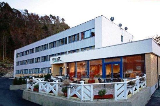 Floro, Norway: Exterior