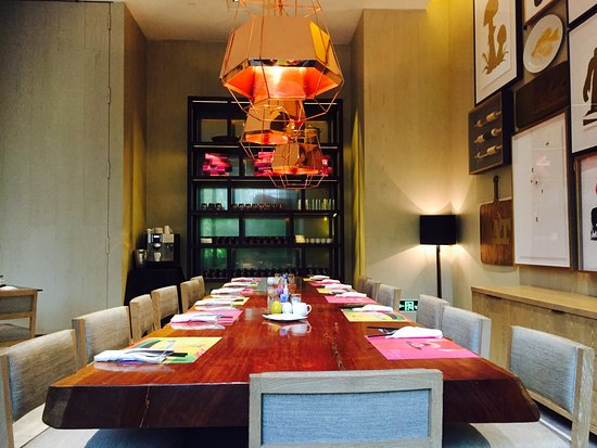Kitchen table picture of the kitchen table guangzhou w hotel the kitchen table guangzhou w hotel kitchen table watchthetrailerfo