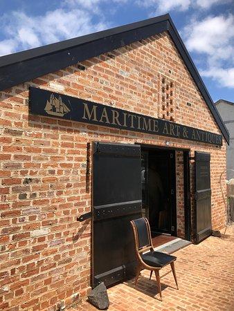 Port Albert, Αυστραλία: Martime Art&Antiques