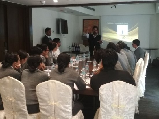 Fairfield by Marriott Kathmandu: The F&B Manager invests quality time in training their staff by inviting guest trainers