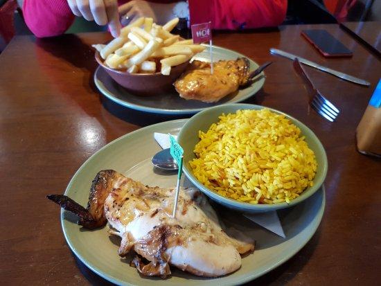Takanini, Nueva Zelanda: Our Meal