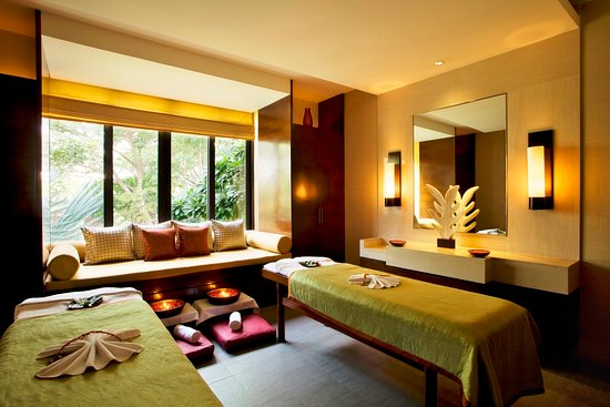 The Spa at Hyatt Hyderabad