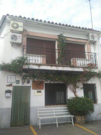 Riolobos, Spain: Exterior