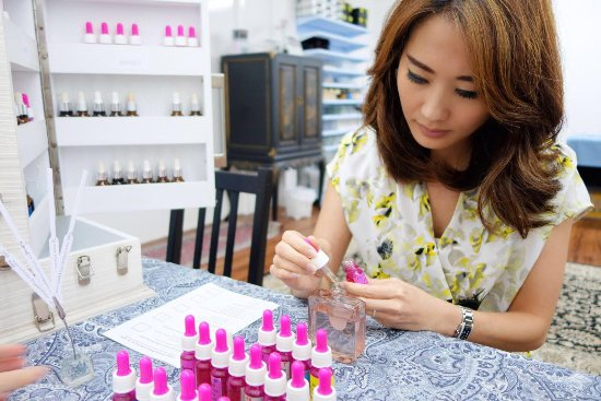 ScentOSA Perfume Workshop Singapore