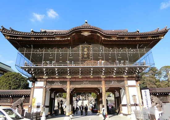 ‪Naritasan Shinsho-ji Temple Main Gate‬