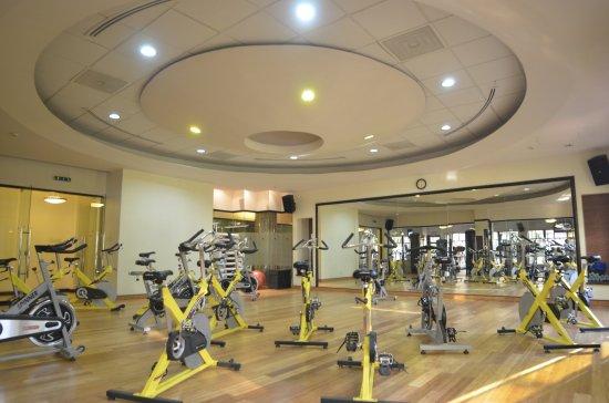 Jacaranda Nairobi Hotel: A fully equipped gym available