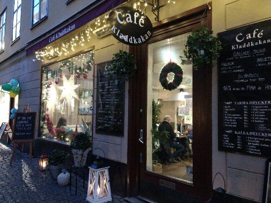 Cafe Kladdkakan: Cafè Kladdkakan