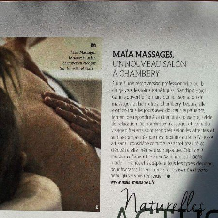 Maia Massages
