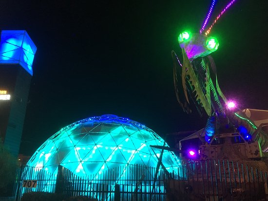 ‪The Dome At Container Park‬