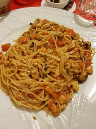 Un vrai restaurant italien