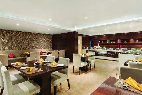 Interior - Picture of Ramada Encore by Wyndham Bangalore Domlur, Bengaluru - Tripadvisor