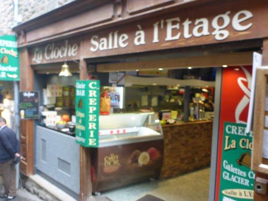 Restaurant La Cloche Mont Saint Michel