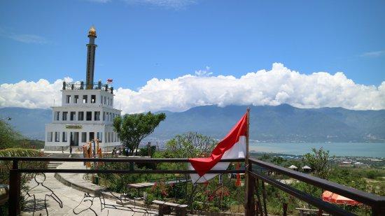 Palu, Indonesien: pemandangan