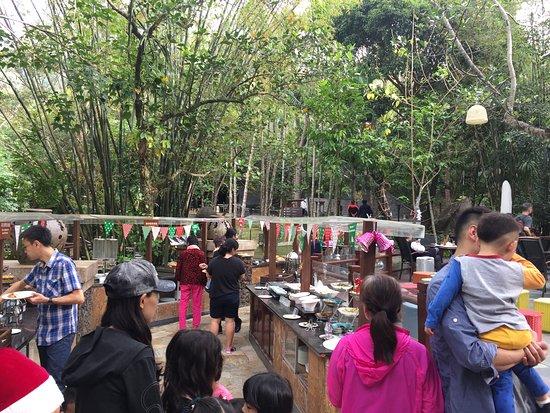Bilde fra Baoting County