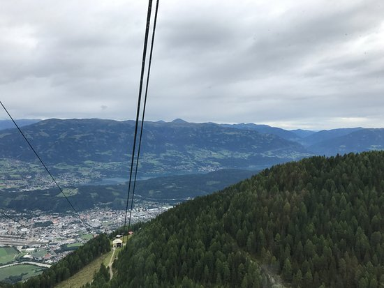 Spittal an der Drau, Austria: Goldeck