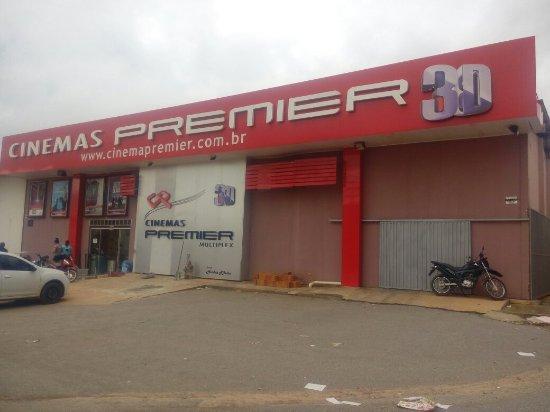 Cinemas Premier Luis Eduardo Magalhães