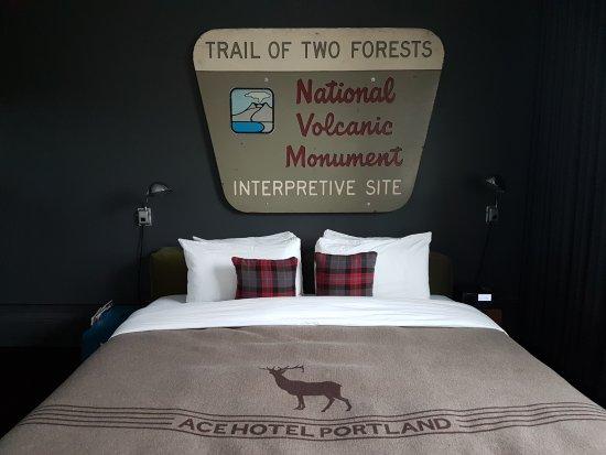 Ace Hotel Portland: Room 406