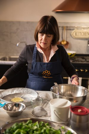 Al Gelso Bianco Farm-Holiday Resort: Cooking class