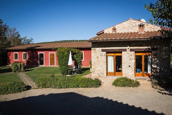 Al Gelso Bianco Farm-Holiday Resort Bild