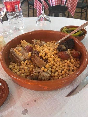San Martin de Montalban, สเปน: Meson El Porton