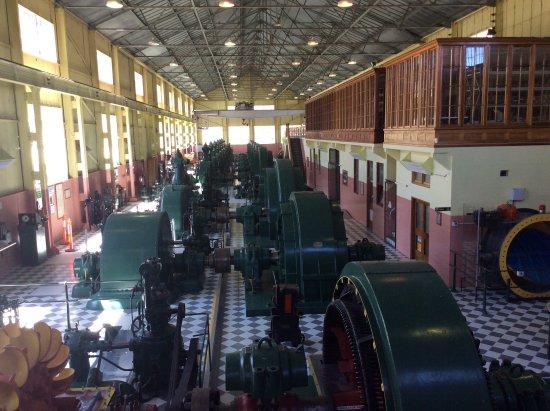 Waddamana, Australia: Inside the Power Station