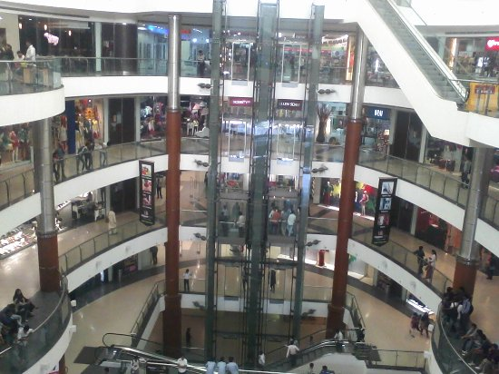 Bhopal District, India: Db City Mall