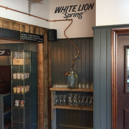Bingham, UK: The White Lion