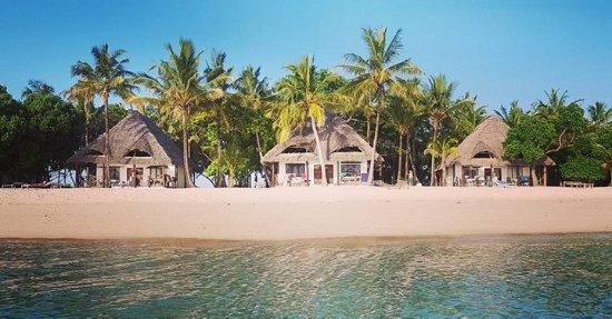 Chapwani Private Island: View