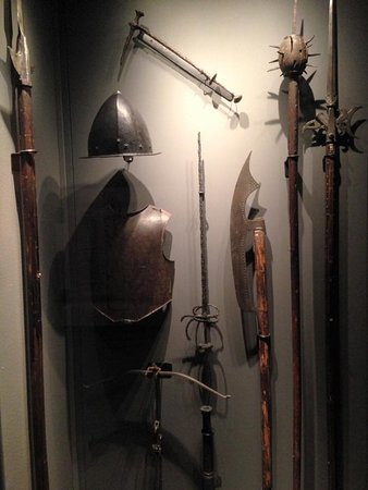 City Museum (Goteborgs Stadsmuseum) : Military Weapons & Armour