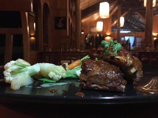 Pindaya Inle Inn: Pork Ribs
