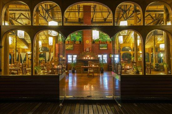 Pindaya Inle Inn: Restaurent