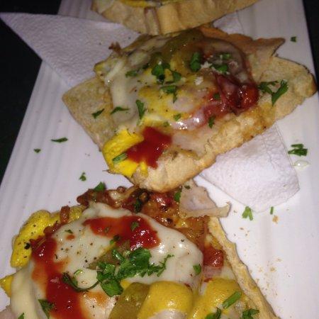 Posada Los Mangos: Súper desayuno, mil gracias!!