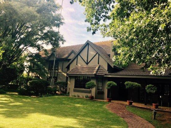 Benoni, South Africa: The lodge