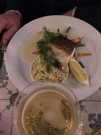Kapitein Zeppos: Codfish with rice