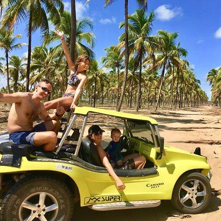 Faby Buggy Turismo: Passeio super agradável com bugueiro Elias. Recomendamos!!!