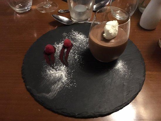Newenden, UK: Dessert