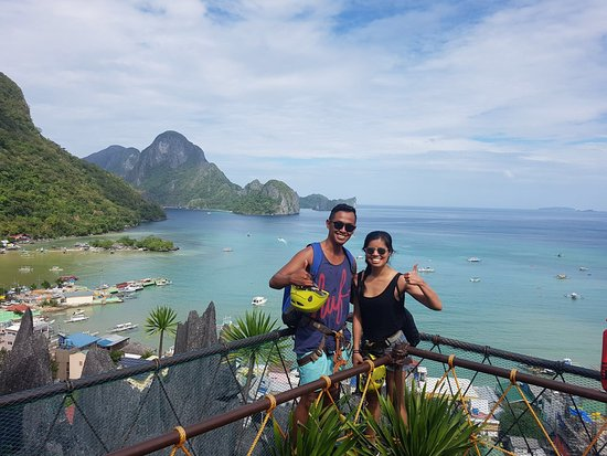 Taraw Cliff View From The Top